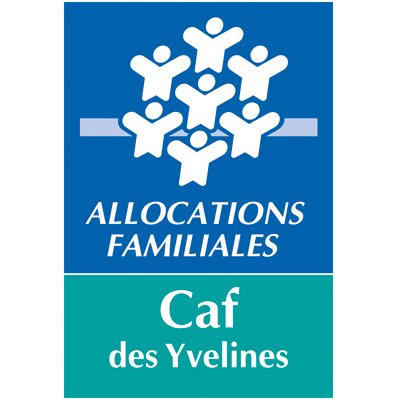 Logo CAF des Yvelines