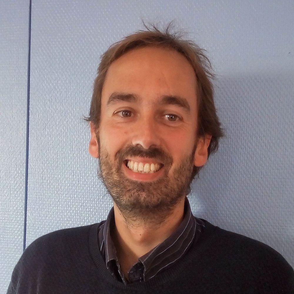 Xavier- Président et psychologue animateur de groupe de parole